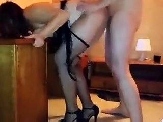 Amateur Fucked Doggystyle With Cumshot In Pool Supply Store