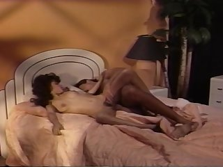 Vintage Babe In Bed Spread Wide For Hard Fuckin