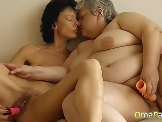 Compilation of hand picket hotest mature and granny content