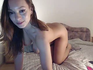 Women are truly amazing and this wonderful creature loves to masturbate on cam