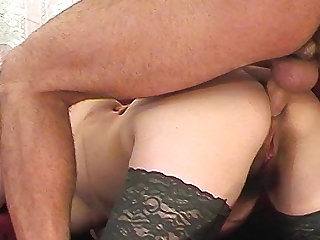 preggo milf first time ass fucked