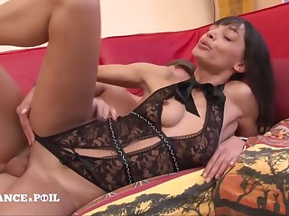 La France A Poil - Candice's Sister Want To Try An Anal