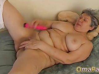 OmaPasS Videos of Amateur Milfs and Matures