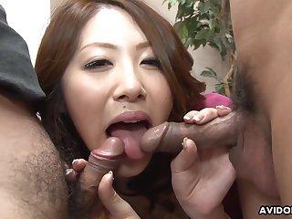 Japanese Darling Momo Sakata Got Fucked While Sleeping