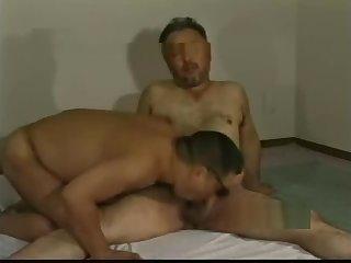 Best of Japanese older daddies