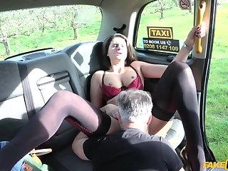 Girlfriend takes cock one last time