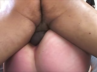 Sensitive Milky Nymph Thumbs Wank Off Pulsating Dark-Hued Dick