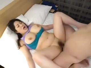 Crazy Japanese girl in Exotic Big Tits JAV scene