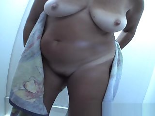 Exotic Amateur, Russian, Changing Room Video Only Here